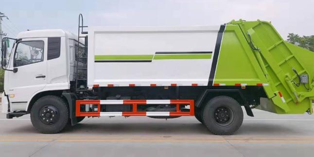 压缩式垃圾车报价大全估算
